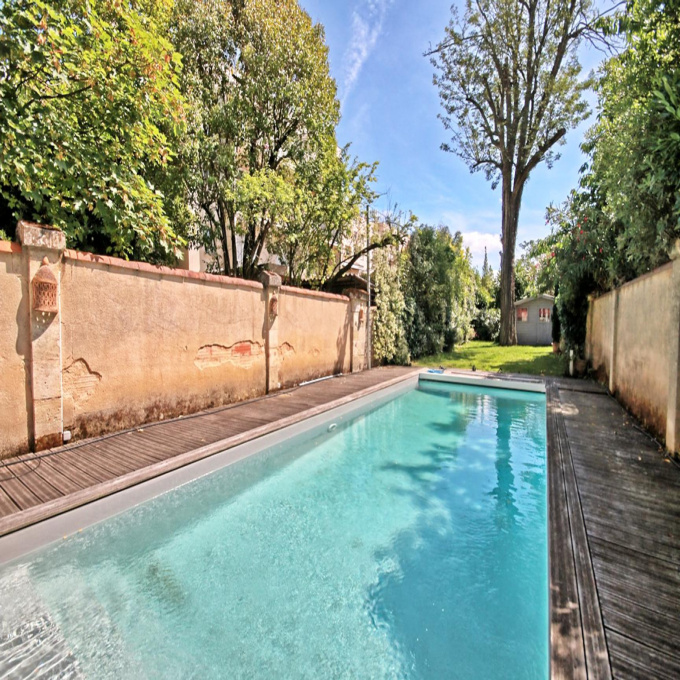 RARE ! Ornano maison 294m² + jardin 315m² +piscine